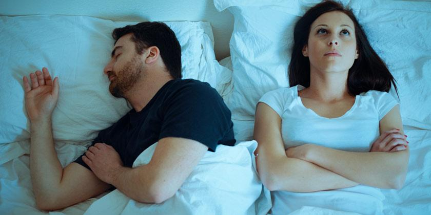 What happens when your libido and that of your partner are incompatible?