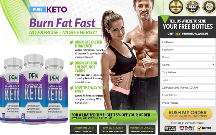 platinum fit keto - Reviews