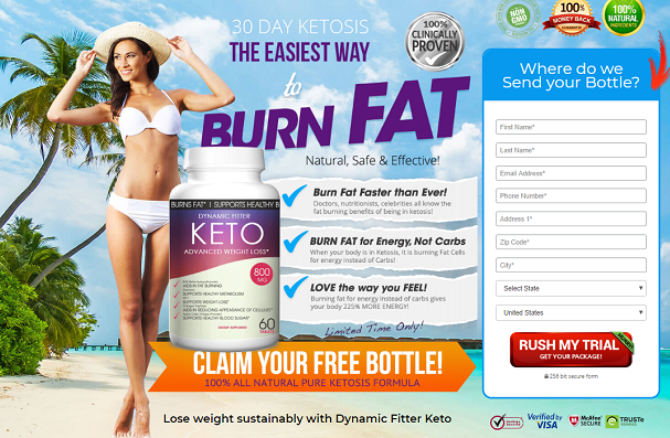 Dynamic Fitter Keto - reviews