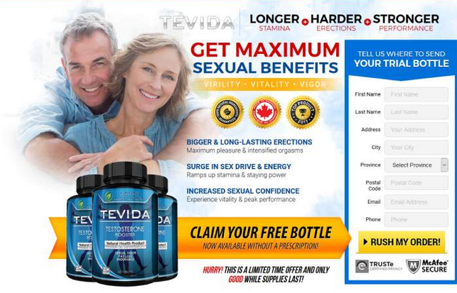 Tevida male enhancement - official buy