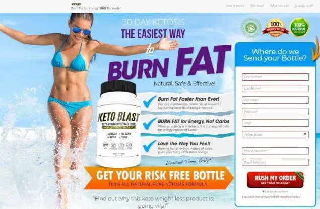 keto blast diet- reviews