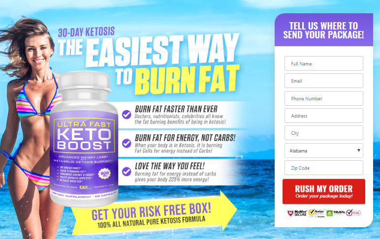 ultra fast keto - Reviews