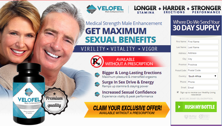 velofel male enhancement- Introduction