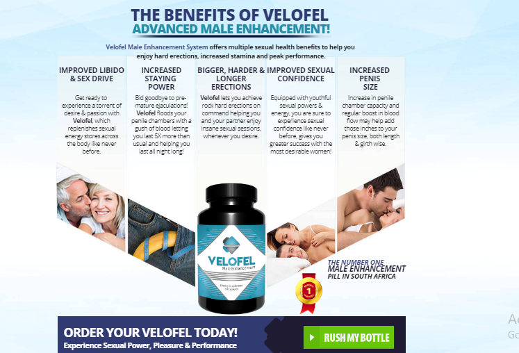 velofel male enhancement - benefits