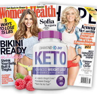 Diamond 247 Keto Reviews – Must Read Benefits and Buying Guide