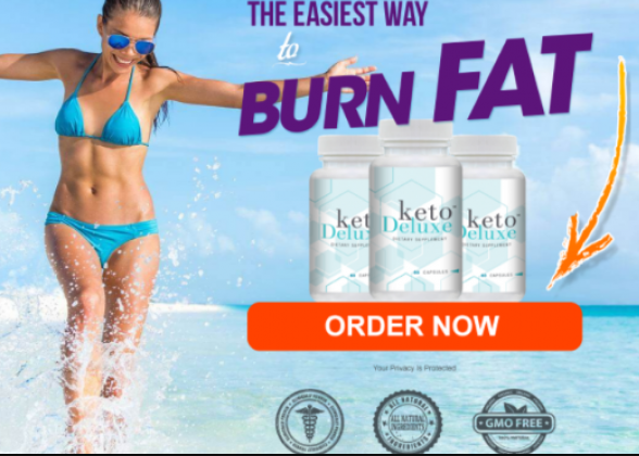 Keto Deluxe - Shed off Some Pounds