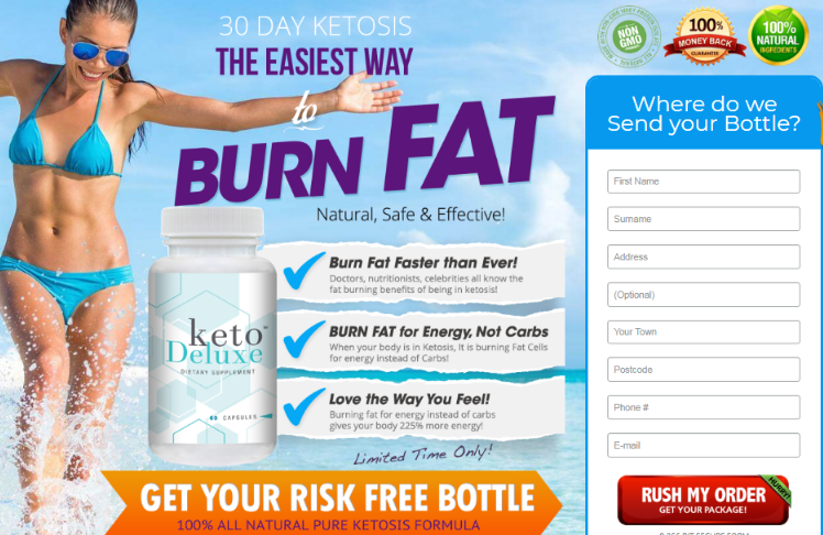 Keto Deluxe- UK Reviews