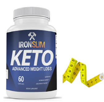 iron slim keto - featured