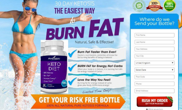 Nutra Holistic Keto - Reviews