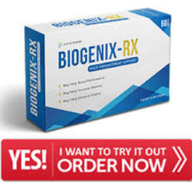 biogenix rx - male enhancement
