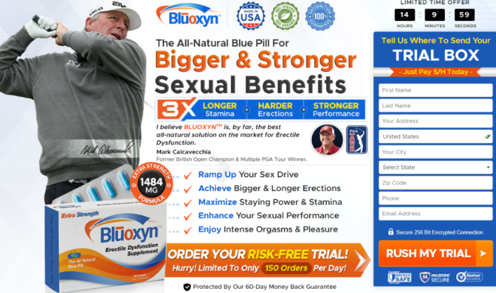 Bluoxyn Male Enhancement - reviews