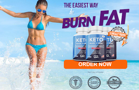 keto blaze extreme - effective weightloss