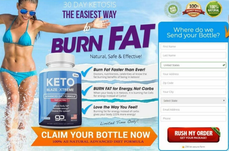 keto blaze extreme - miracle weightloss