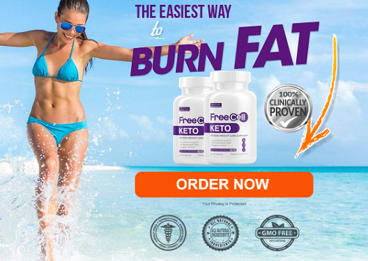 Free Cell Keto - ingredients