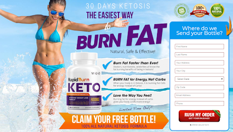 rapid burn keto - #1weightloss