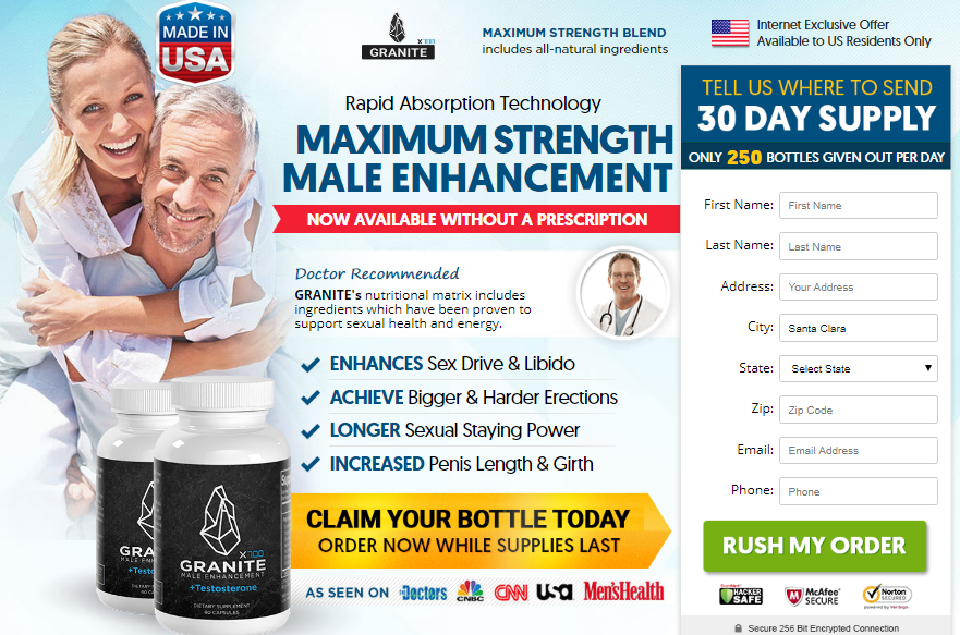 Granite Male Enhancement - introduction