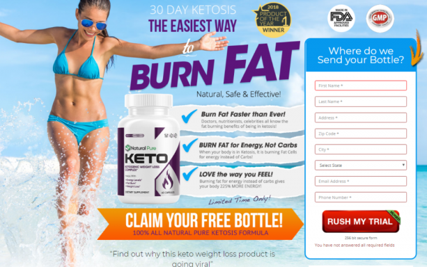 Natural pure keto - information