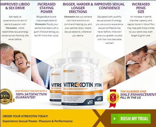 Vitrexotin Updated - benefits