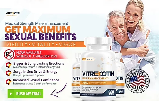 Vitrexotin updated - male enhancement