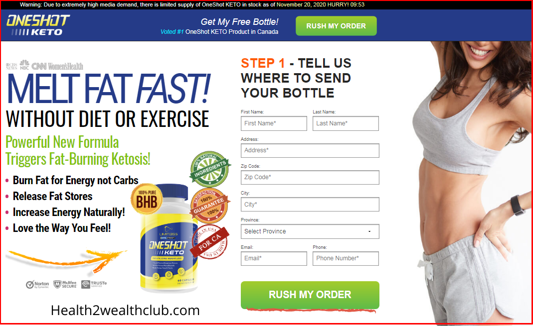 Scam Or not - One Shot Keto