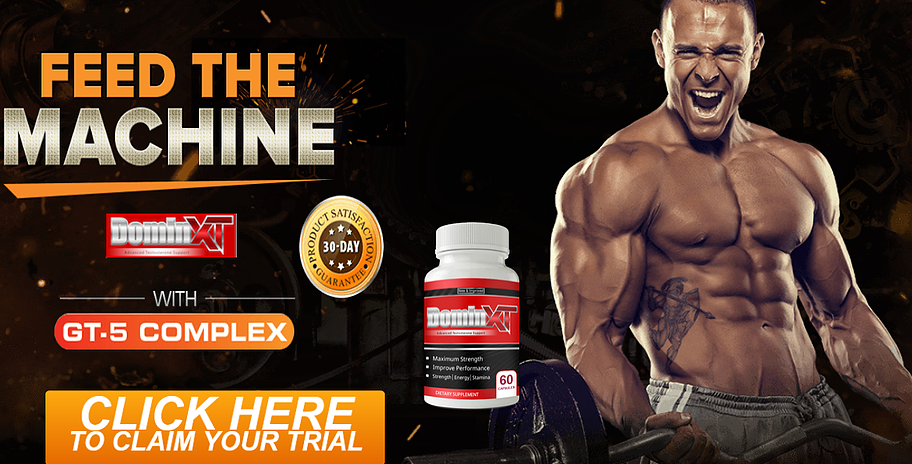 DominXT -#Testosterone Booster Buy
