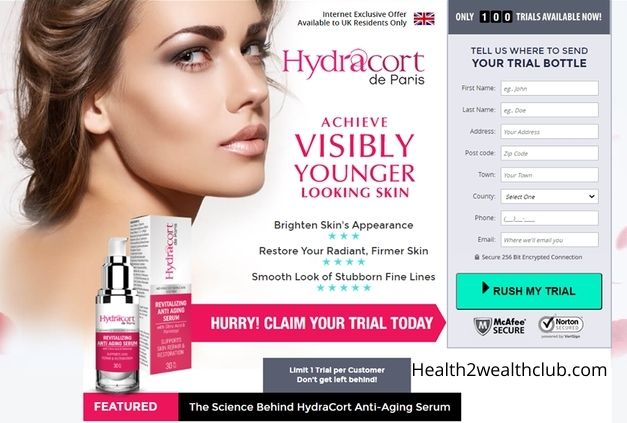 Hydracort Serum - Scam & Price